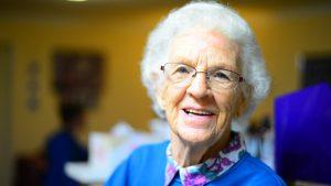 elderly, aged