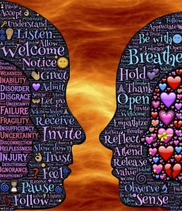 compassion and vulnerability welcomes connection